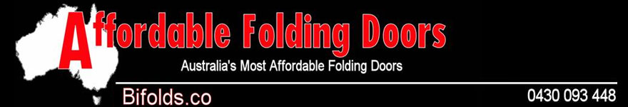 Affordable Folding Doors